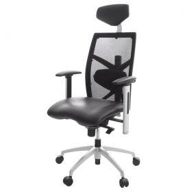 kancelářská židle MALLE BLACK