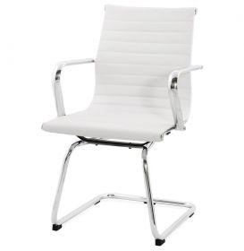 kancelářská židle MILANO WHITE