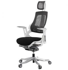 kancelářská židle ROCKO BLACK