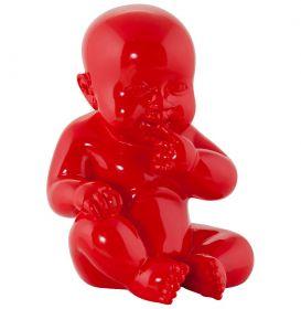 soška BABY RED II