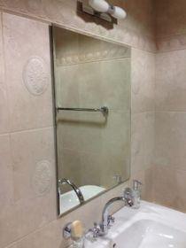 zrcadlo CRYSTAL 80/60-A s fazetou