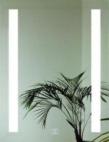 luxusní zrcadlo LUMINA 90/70 LED osvětlení s dotykovým senzorem