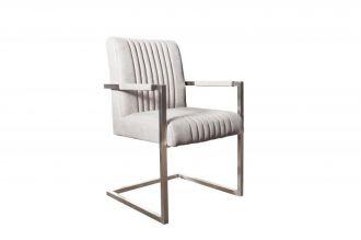 židle BIG ASTON STONE GREY