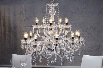 stropní svítidlo KARAT CLEAR