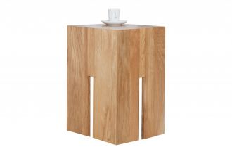 odkládací stolek CASTLE masiv dub