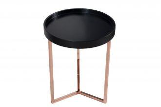 odkládací stolek MODUL BLACK 40-CM