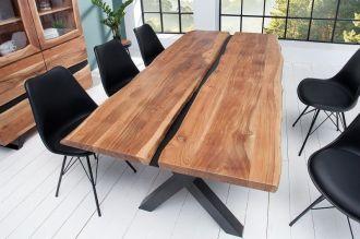 Jídelní stůl AMAZONAS 200-CM masiv akácie