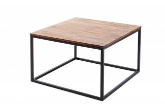 Konferenční stolek FUSION 70 CM masiv sheesham