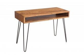 Konzolový-pracovní stůl MANTIS 110 CM masiv sheesham