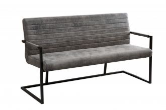 stolová lavice IMPERIAL GREY 160-CM