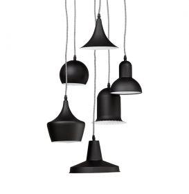 stropní svítidlo BLACK RAIN