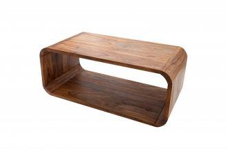 Konferenční stolek CUBE 100CM, masiv sheesham