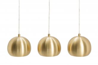 Stropní svítidlo GOLDEN 3BALL