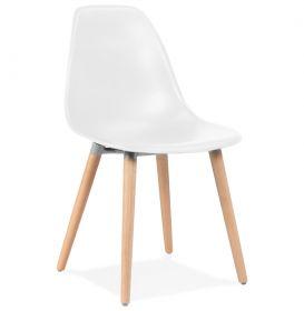 židle ALIZU WHITE