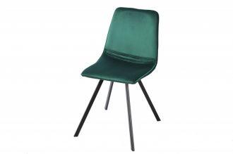 Židle AMSTERDAM smaragdově zelená