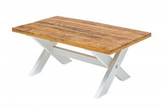 Konferenční stolek SARDINIE 110 CM masiv mango