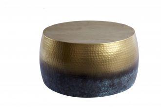 Konferenční stolek ORIENT 60 CM GOLD II