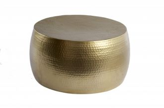 Konferenční stolek ORIENT II 60 CM zlatý