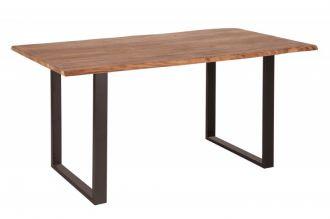 Jídelní stůl MAMMUT 180 CM masiv WILD akácie