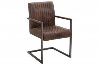 Židle BIG ASTON vintage BRAUN