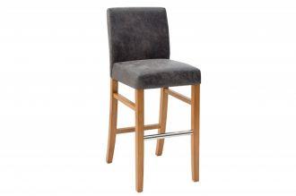 Barová židle VALENTINO GREY