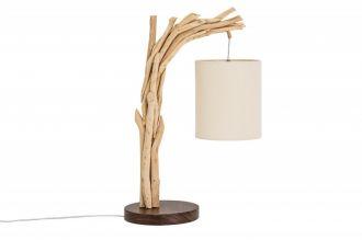 Stolní lampa DRIFTWOOD 60 CM naplavené dříví