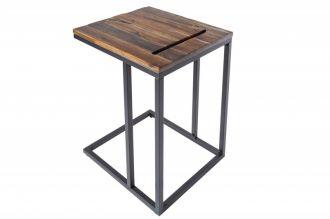 Odkládací stolek ELEMENTS TABLET 43 CM masiv akácie