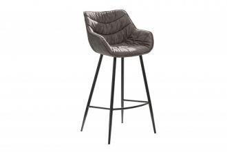 Barová židle DUTCH COMFORT ANTIK GREY