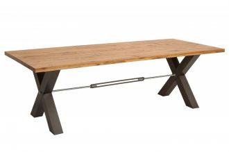 Jídelní stůl THOR 200 CM masiv dub