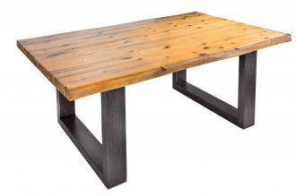 Konferenční stolek GENESIS 110 CM masiv akácie