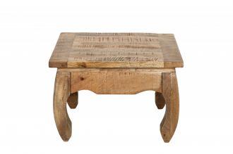 Konferenční stolek OPIUM NATURE 60 CM masiv mango
