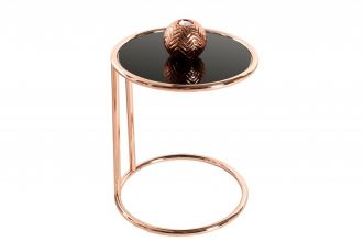 odkládací stolek ART DECO 1COPPER