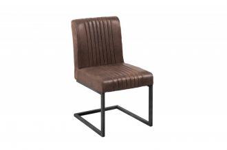 Židle BIG ASTON vintage BROWN