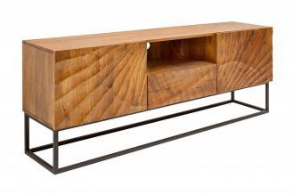Televizní stolek SCORPION 160 CM masiv mango