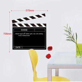 Samolepka na zeď FILM FLAP 57x70 CM
