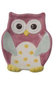 Soška SPRING OWL 14 CM