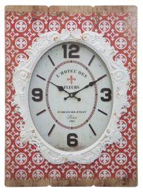 Nástěnné hodiny SHINY HOTEL 58 CM