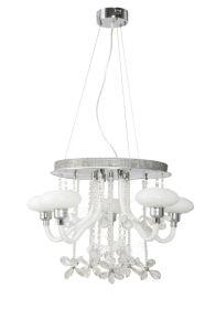Stropní svítidlo CRYSTAL RINGS 40 CM