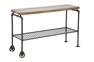Konzolový stolek MANHATTAN 122 CM