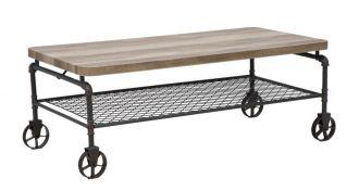 Konferenční stolek MANHATTAN 126 CM