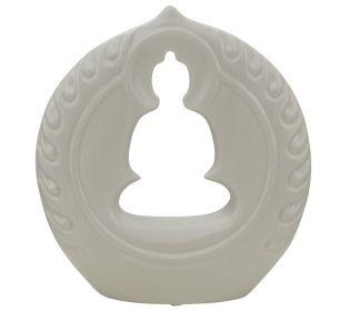 Skulptura MEDITACE 32 CM porcelán