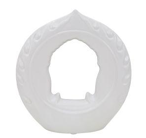 Skulptura MEDITACE 24 CM porcelán