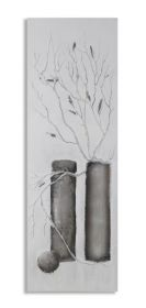 Plátěný obraz WINTER TREE 150 CM
