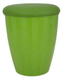 Taburet EASY S ÚP 45 CM zelený