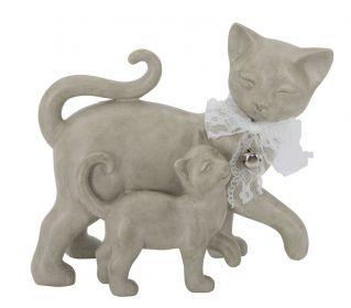 Soška CATS 19 CM