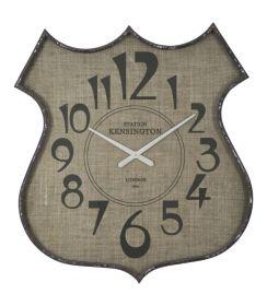 Nástěnné hodiny BADGE 90 CM