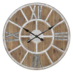 Nástěnné hodiny OXY 80 CM