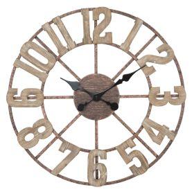 Nástěnné hodiny SOURCE 63 CM