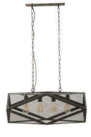 Stropní svítidlo CAGE 75 CM