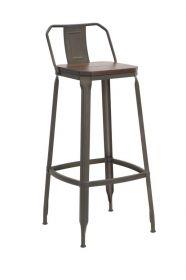 2SET barová židle HARLEM 95 CM